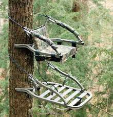 Commercial tree stand